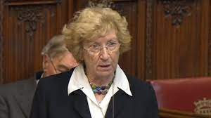 Baroness Meacher speaking in the Lords