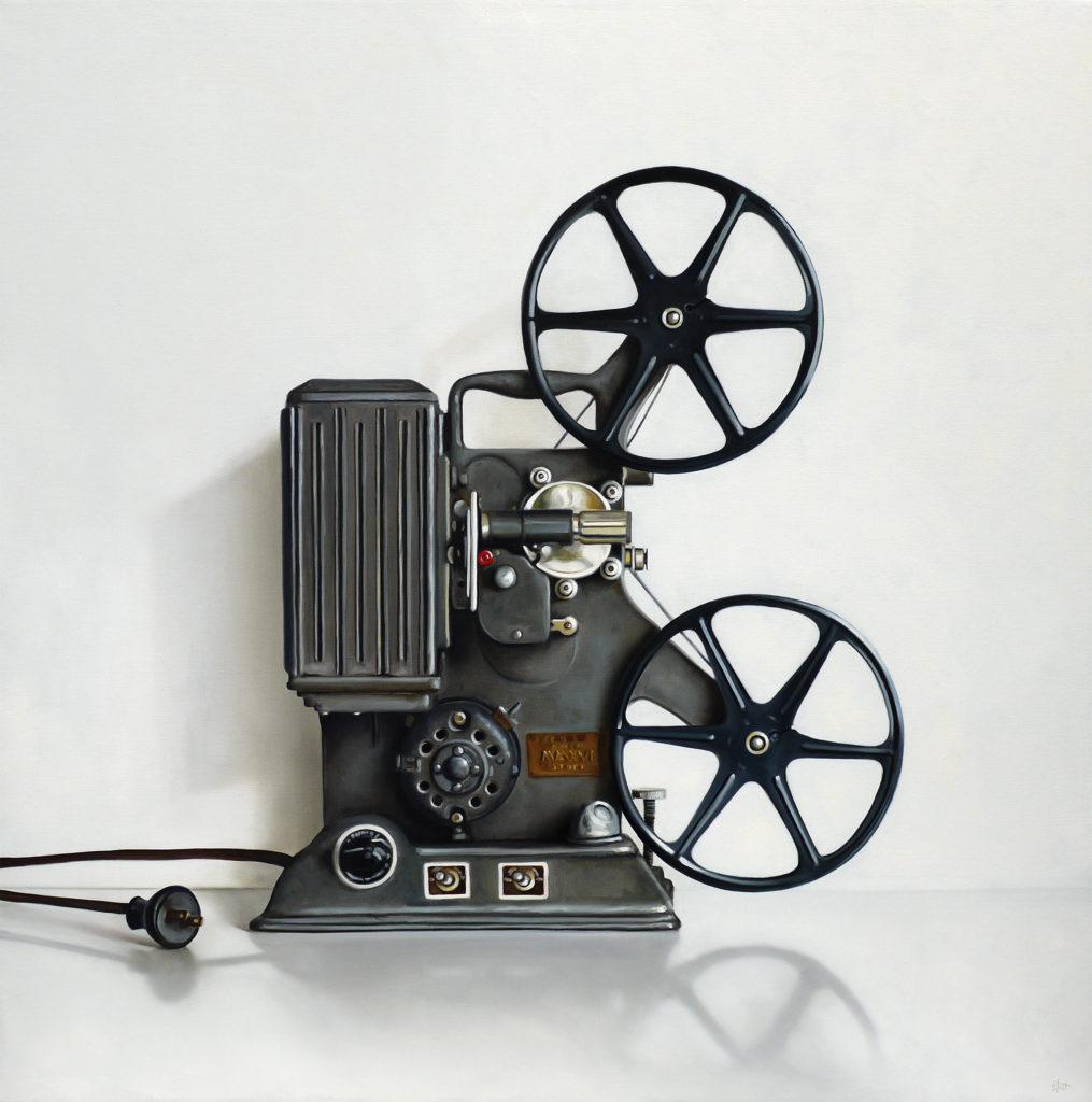 Keystone 8MM Film Projector by Christopher Stott