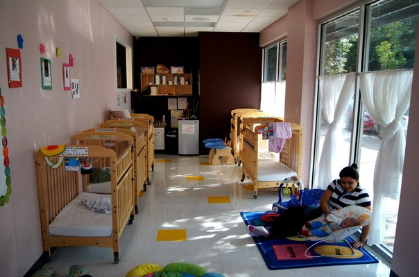 Alexandria VA preschool infant/nursery program