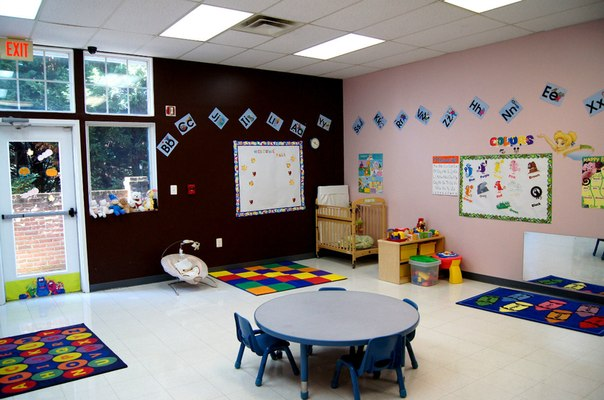 Lorton VA daycare for infants