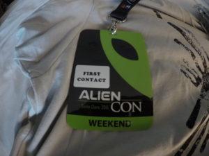AlienCon 2026 Badge