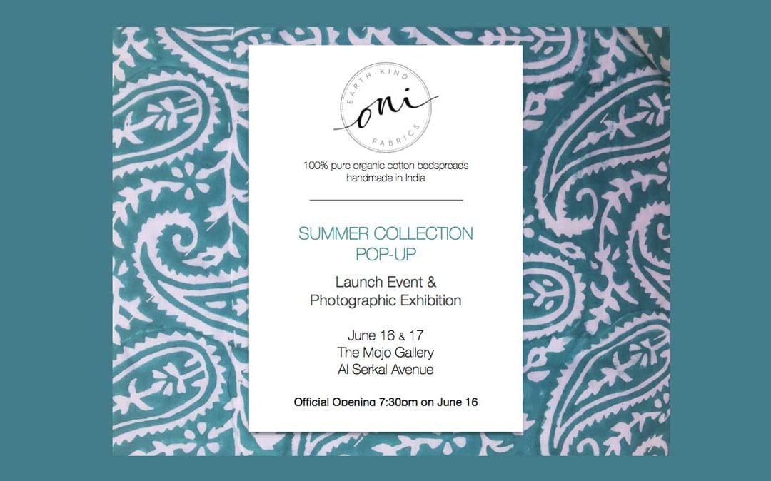 SUMMER COLLECTION POP UP