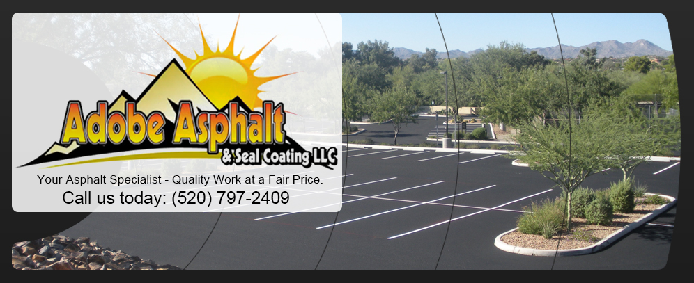 Adobe Asphalt & Seal Coating