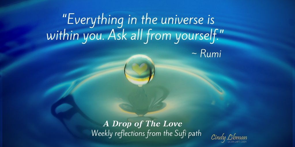 The Universe is Within You