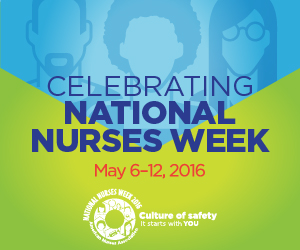 2016 National Nurses Week