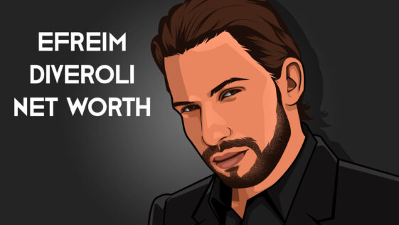 Efreim Diveroli net worth