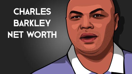 Charles Barkley Net Worth 2019