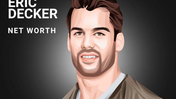 Erick Decker Net Worth