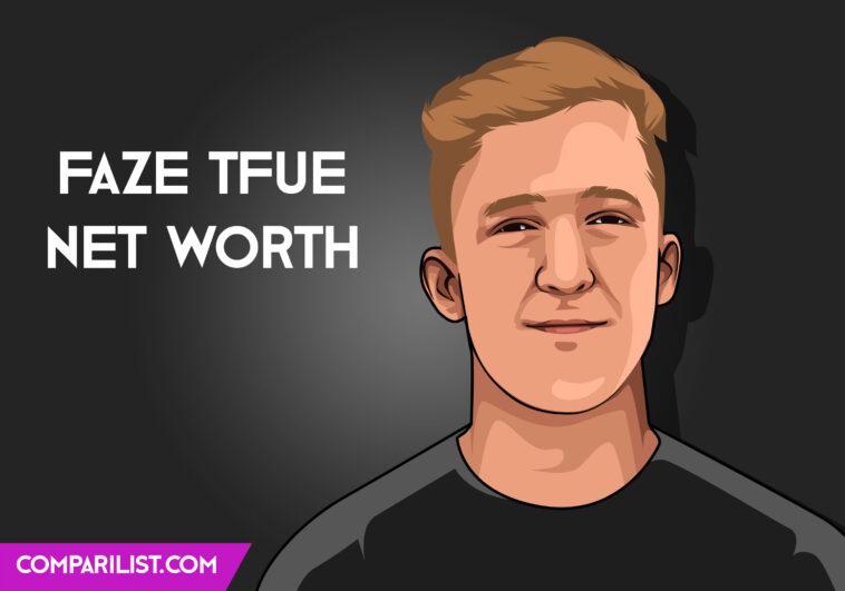 FaZe Tfue Net Worth 2019 | Sources of