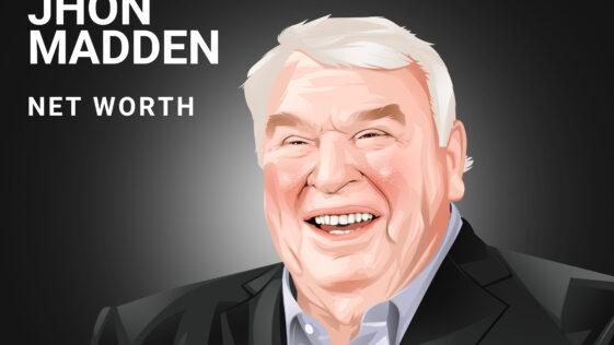 John Madden Net Worth