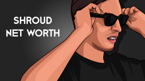 Shroud Net Worth