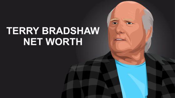 terry bradshaw net worth