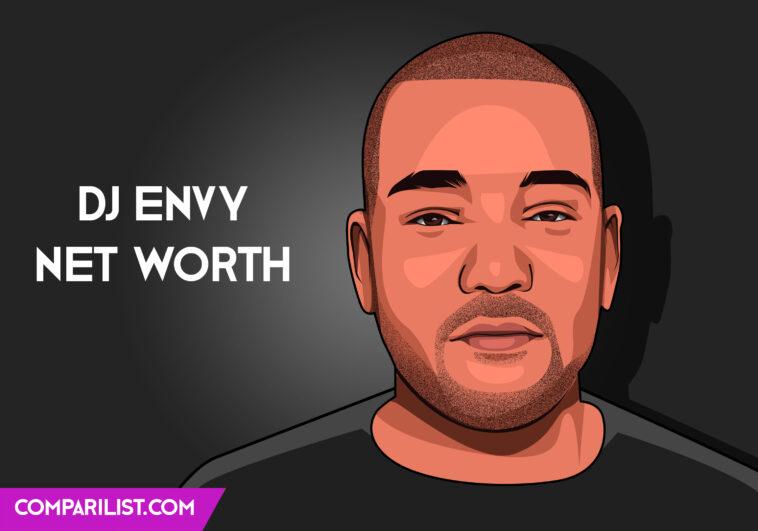 DJ Envy net worth