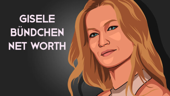 Gisele Bundchen net worth