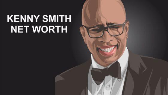 Kenny Smith Net Worth