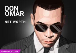 Don Omar Net Worth