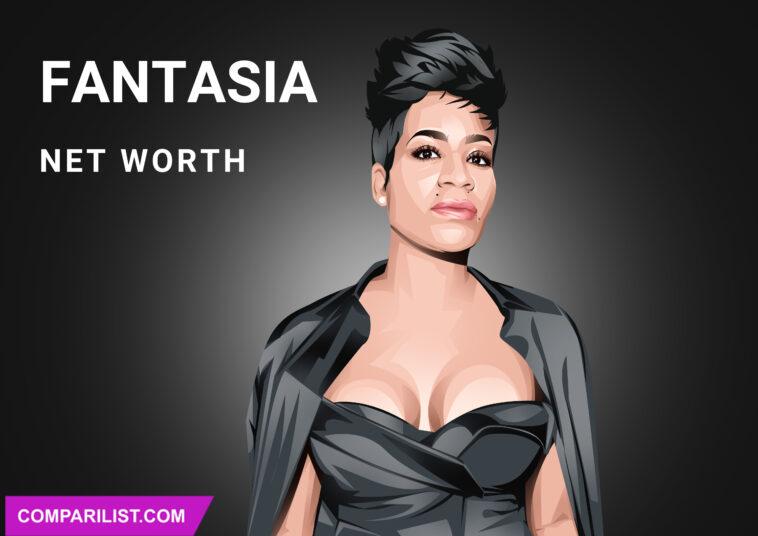 Fantasia Net Worth