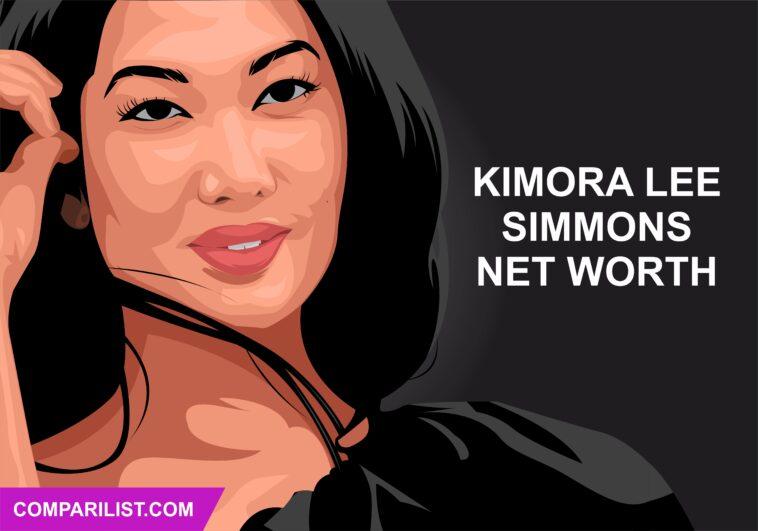 Kimora Lee Simmons Net Worth