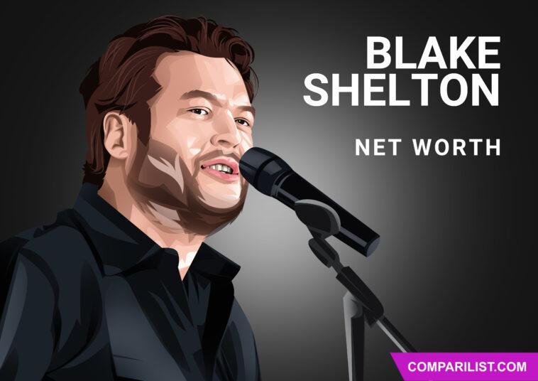 Blake Shelton Net Worth