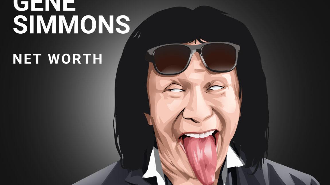 Gene Simmons Net Worth