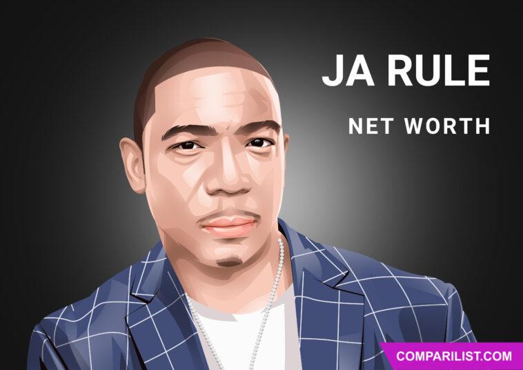 Ja Rule Net Worth