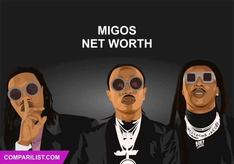 Migos Net Worth