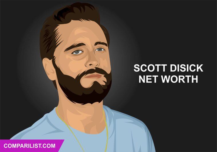 Scott Disick Net Worth