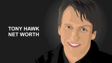 Tony Hawk Net Worth