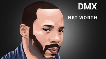 DMX Net Worth