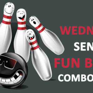 Wednesday Senior Fun Bunch Combo Trios