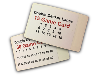 DDL Game Card