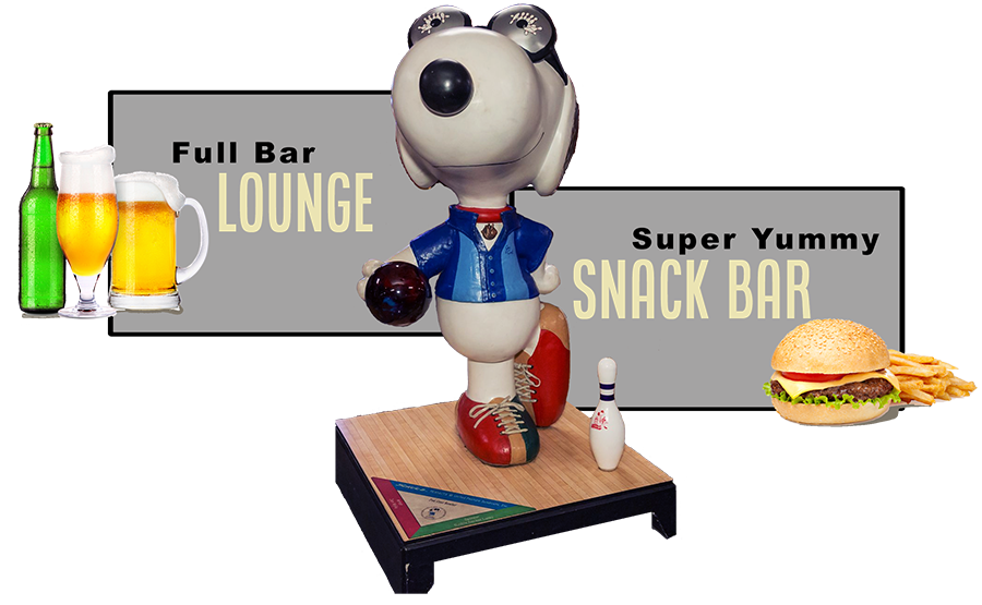 Lounge and Snack Bar