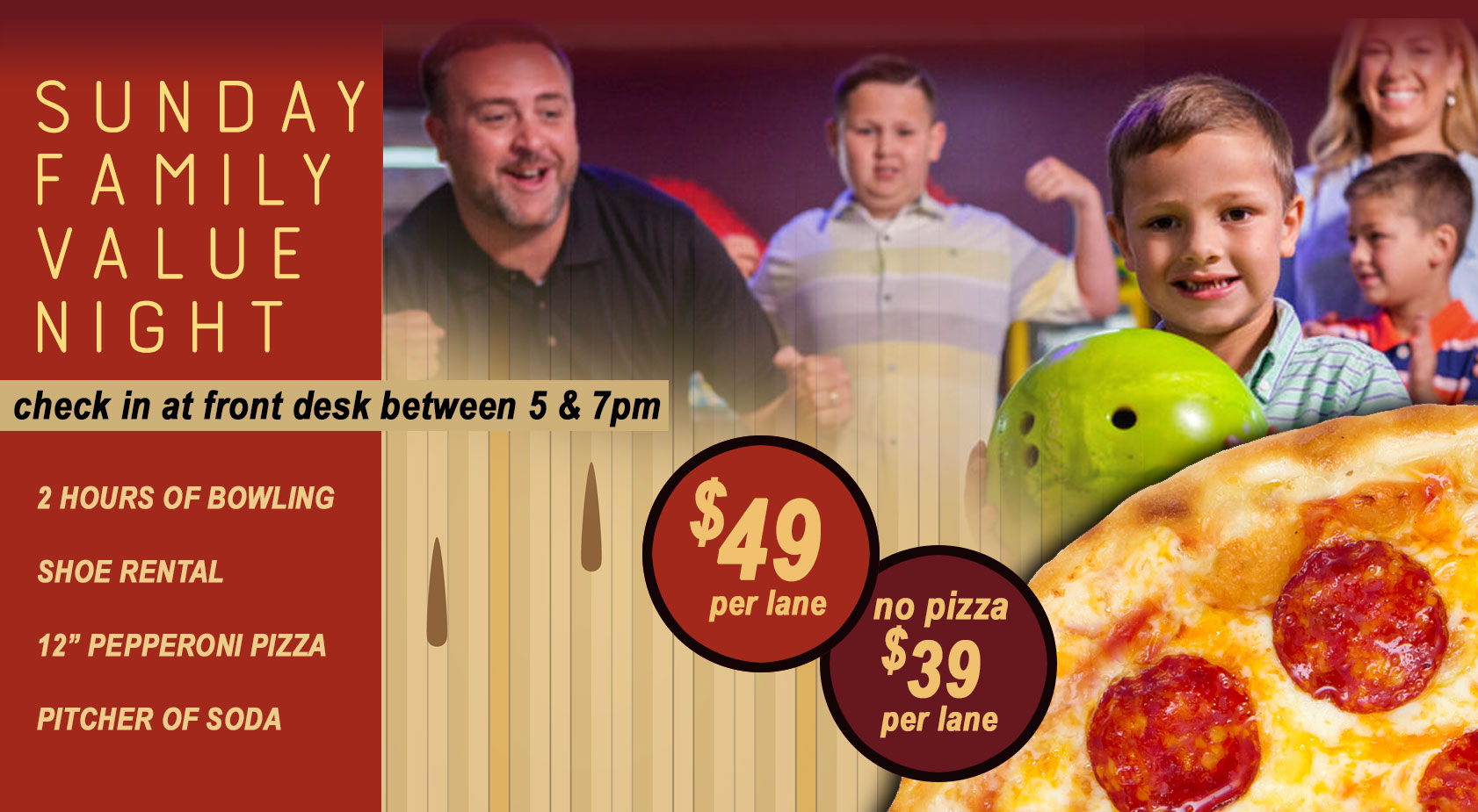 Sunday Family Value Night