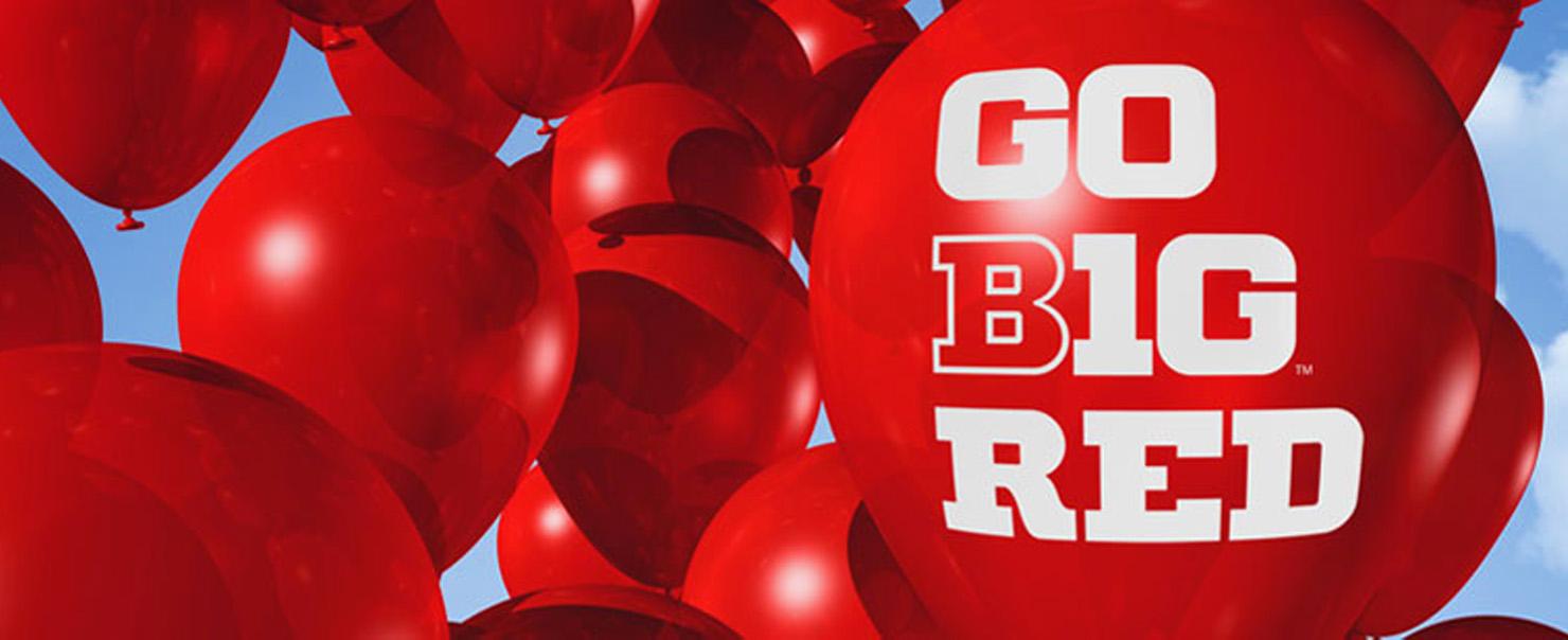 Go Big Red Nebraska Corkhuskers Huskers alumni San Diego