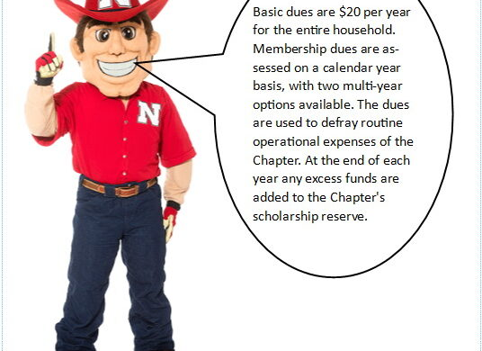 Chapter Dues