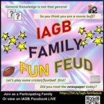IAGB Family Fun Fued