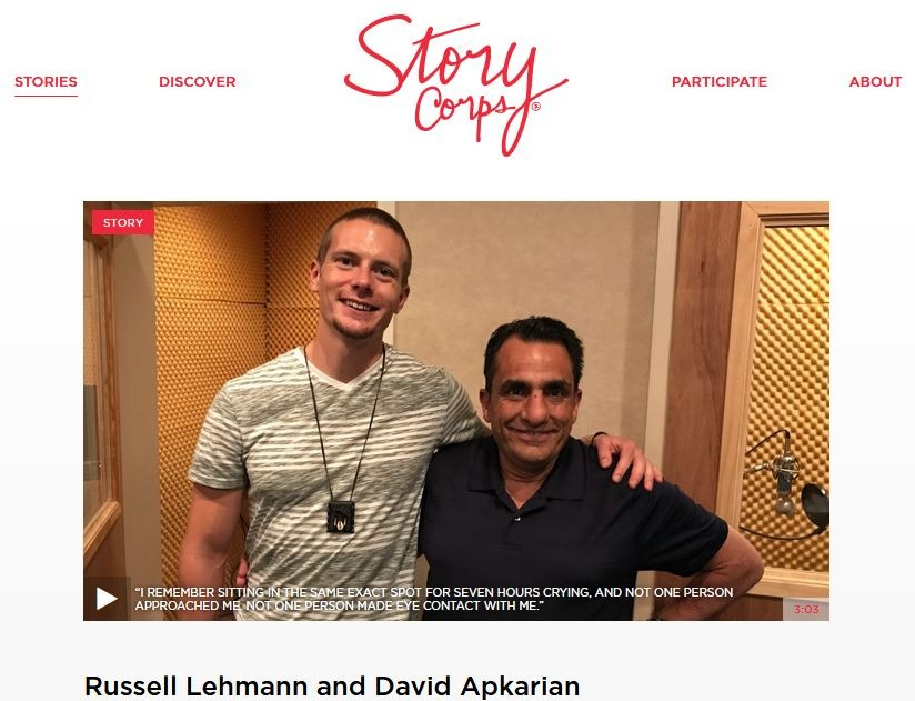 Russell Lehmann and David Apkarian