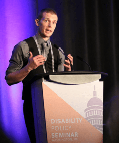 Russell Lehmann: autism advocate, speaker, and author