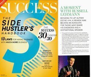 Success Magazine Russell Lehmann 2019 www.russell-lehmann.com