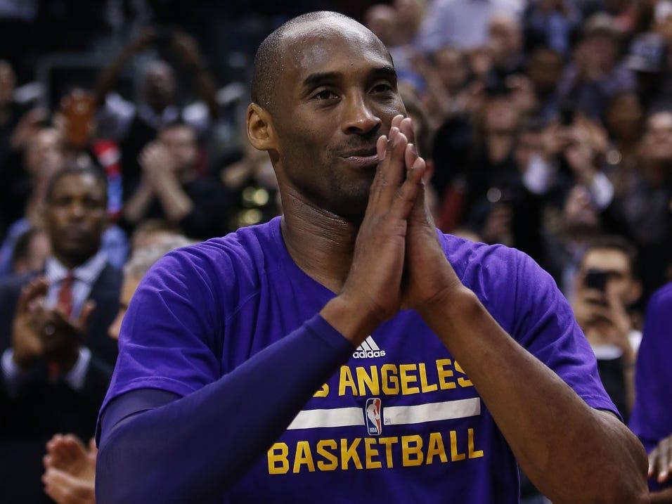 Kobe Bryant Mental Health