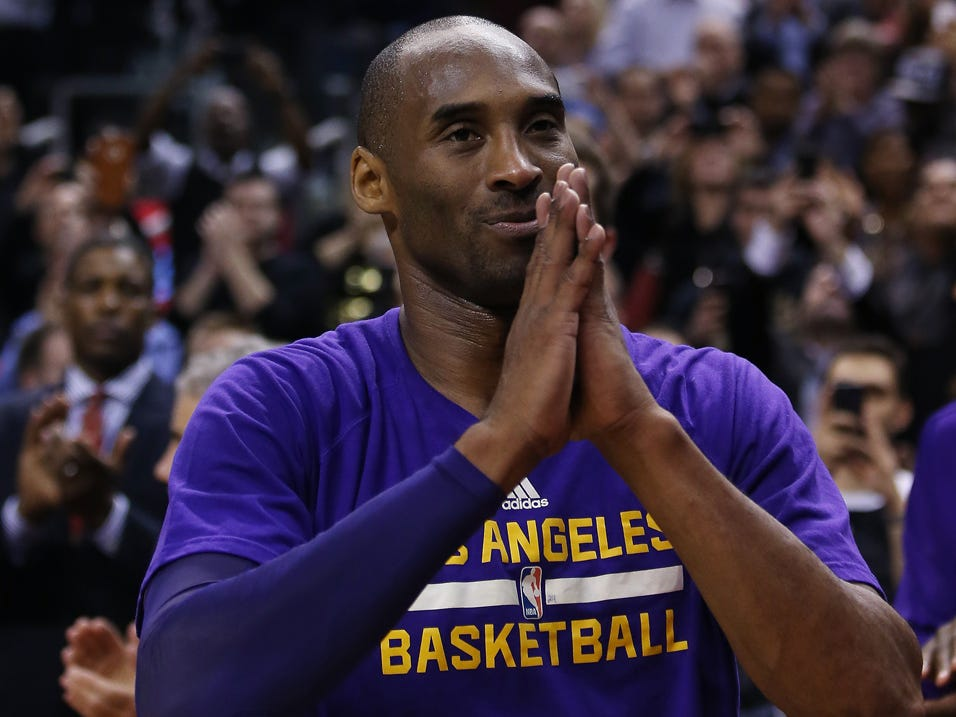 Kobe Bryant Mental Health