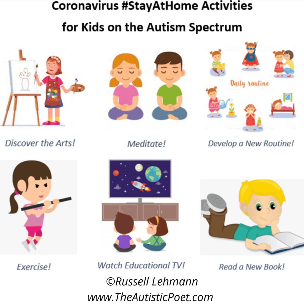 Coping with Coronavirus - Autism