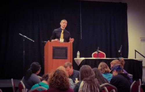 Keynote - Statewide Self-Advocacy Conference, Sacramento, CA - May 2017