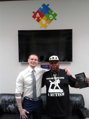 Rapper and Autism Advocate Vrsatyl