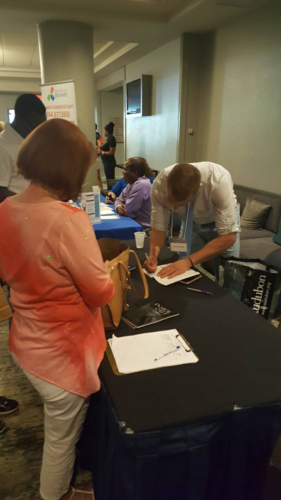 Book Signing - Fort Lauderdale, FL - Youth Transitions Summit - September 2017