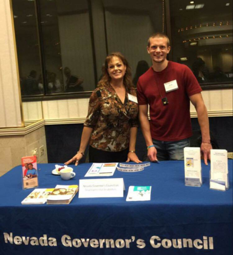 Kari Horn - Nevada Governor's Council on Developmental Disabilities