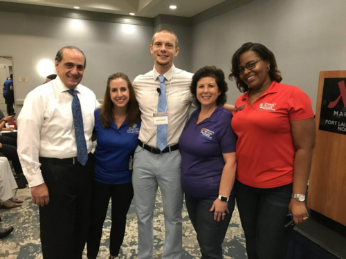 Broward Count School District Board, Fort Lauderdale, FL - September 2017
