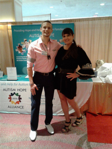 Kristin Selby Gonzalez, President of Autism Hope Alliance - September 2017