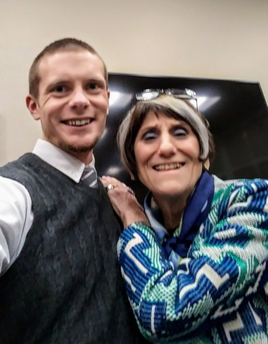 US Representative Rosa DeLauro of Connecticut - April 2018