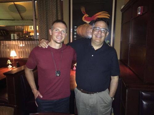 CEO of Autism Society of America Scott Badesch
